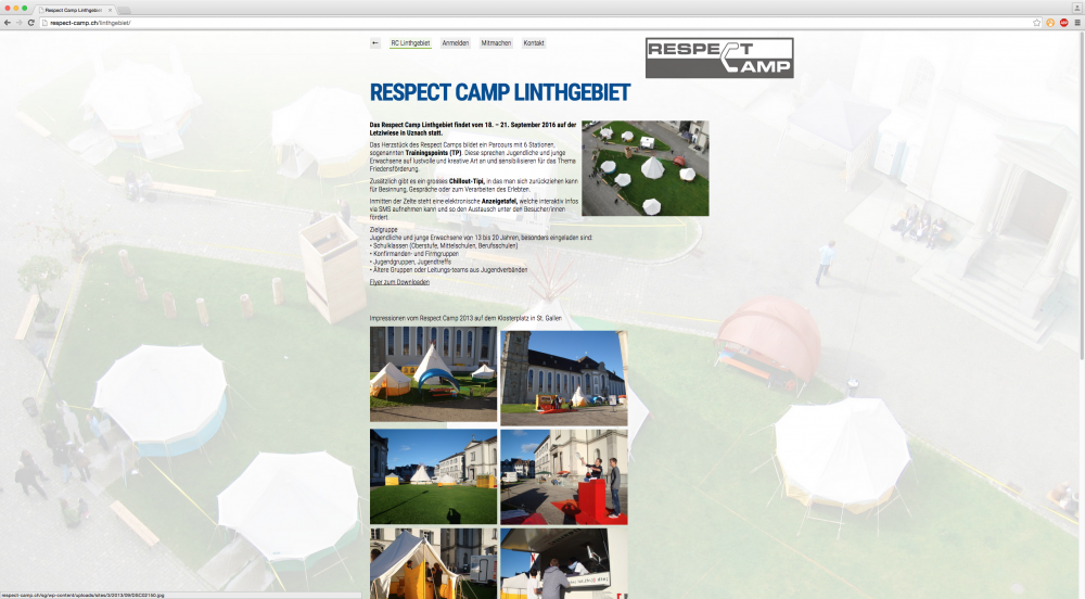 Respect Camp