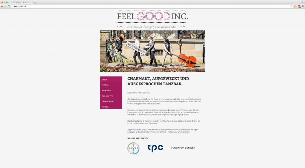 Feelgood Inc.