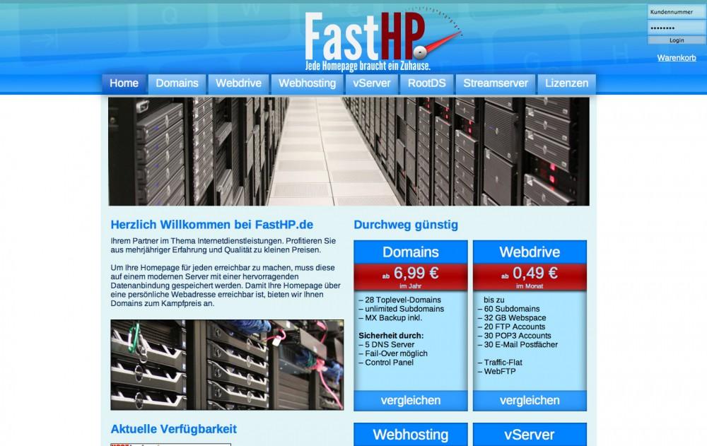 FastHP