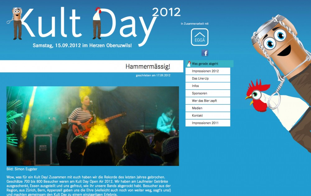 kultday 2012